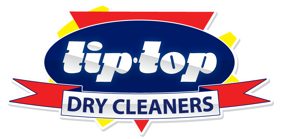 tip top dry cleaners logo